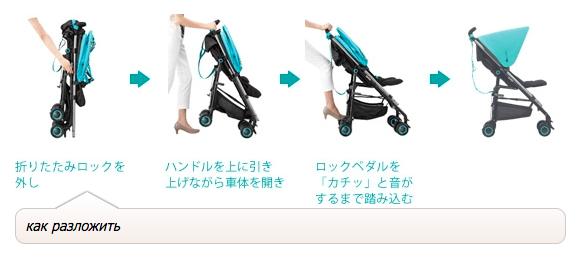 Отзывы о прогулочной коляске Aprica Stick